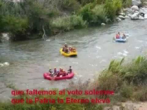 Himno Nacional Del Peru cantado (con 6 estrofas)