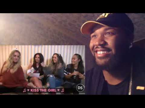Little Mix sing Disney love songs for Valentines Day  - REACTION