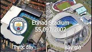 Sân vận động các đội bóng Premier League trước đây và bây giờ ra sao? (Premier League stadiums)