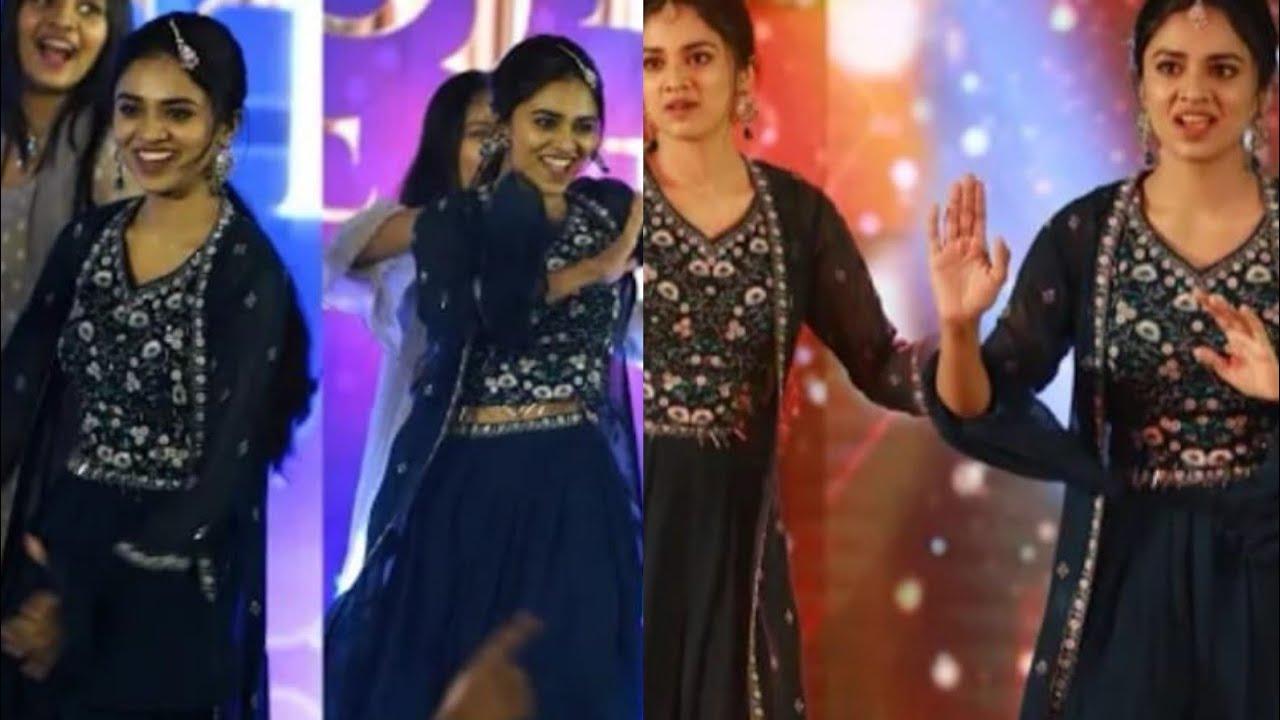 Download Meenakshi Dileep Dance Performance at Nadirsha's Daughter Marriage | Namitha Pramod | Ayisha Wedding