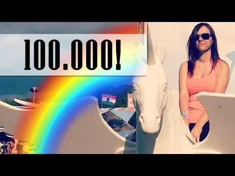 EZT KAPTAM 100.000 FELIRATKOZÓRA!  :O