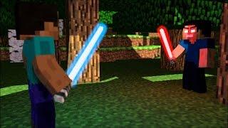 Minecraft - Işın Kılıcı Nasıl Yapılır ?