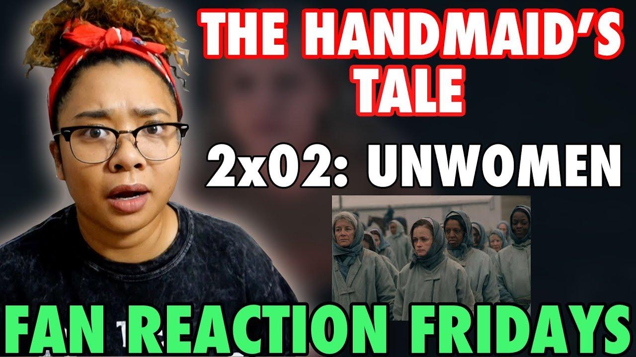 "Download The Handmaid's Tale Season 2 Episode 2: ""Unwomen"" Reaction & Review   Fan Reaction Fridays"