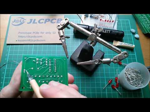 I Designed a Printed Circuit Board (PCB)