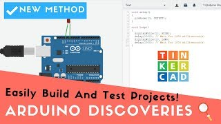 New Method: Easily Build And Test Ardunio Projects! | 🔎Arduino Discoveries