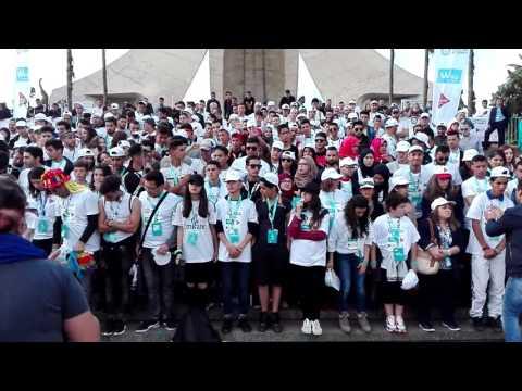Selfie Day à Riad El Feth avec Wiko, Djezzy et Think Factory