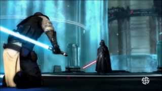 Клип. Star wars the force unleashed 2. 2 часть
