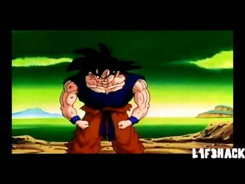 Goku Turns  Super Saiyan For The First Time! (HD)