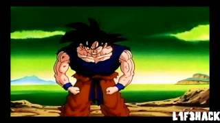Repeat youtube video Goku Turns  Super Saiyan For The First Time! (HD)