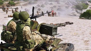 Arma 3 Zombie Mod RUSSIAN army (Армия России) vs Zombies & Demons