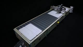 Yılmaz Makine |CPM 6161 - Çift İstasyonu Kompozit Panel İşleme Merkezi