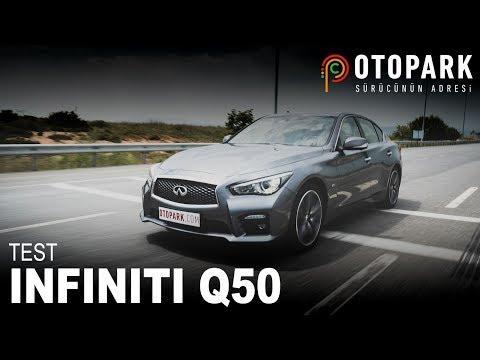 Infiniti Q50   Rot Kolu Olmayan Dijital Direksiyon !?   TEST
