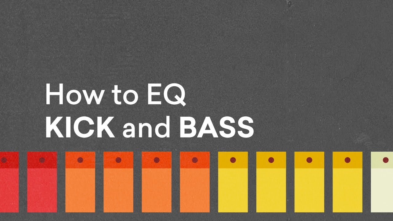 How to EQ Kick and Bass for Better Low End | LANDR Blog
