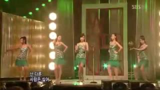 원더걸스 (Wonder Girls) Nobody Live