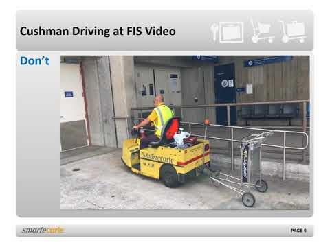 SmarteCarte Tug Safety Video