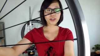 Carbon Climbing Wheels - Yoeleo Super Light 24mm Carbon Alloy Clincher Wheels