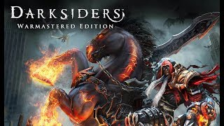 First Time Playing Darksiders: Warmastered Edition