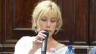 dismappa Verona - Nancy Brilli e La bisbetica domata