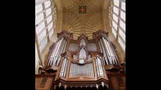Handel Alla Hornpipe played by organ