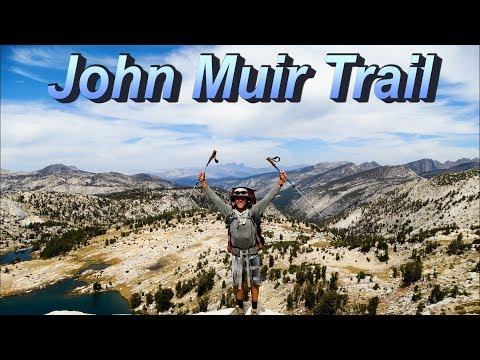 A John Muir Trail Thru Hike-A Great Look At The Entire Trail