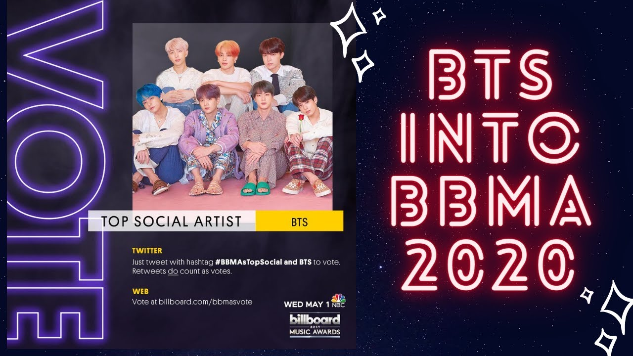 Bts Into Billboard S 2020 What Army Needs To Do Youtube