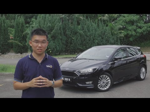 2016 Ford Focus Active Park Assist Demo