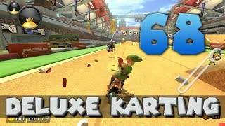 [68] Deluxe Karting (Mario Kart 8 Deluxe w/ GaLm and friends)