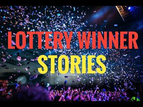 INTERESTING LOTTERY WINNER STORY 2020