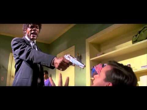 Pulp Fiction - ENGLISH MOTHERF*CKER!!!