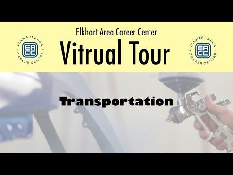 Elkhart Area Career Center Virtual Tour: Transportation