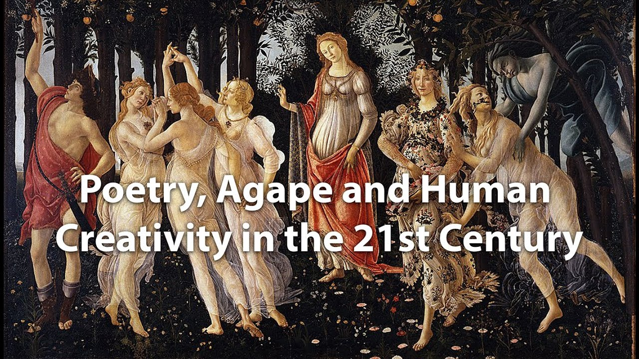 New Lyre Podcast 04 - Poetry, Agape and Human Creativity in the 21st Century