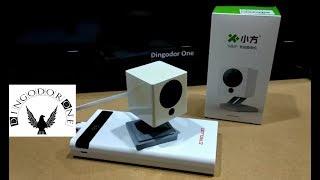 Xiaofang une caméra ip 1080p aimantée