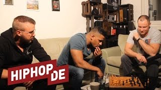 "Majoe im Schach-Duell, Kollegah über Fard, Snaga & ""Talion 2"" - Do or Die"
