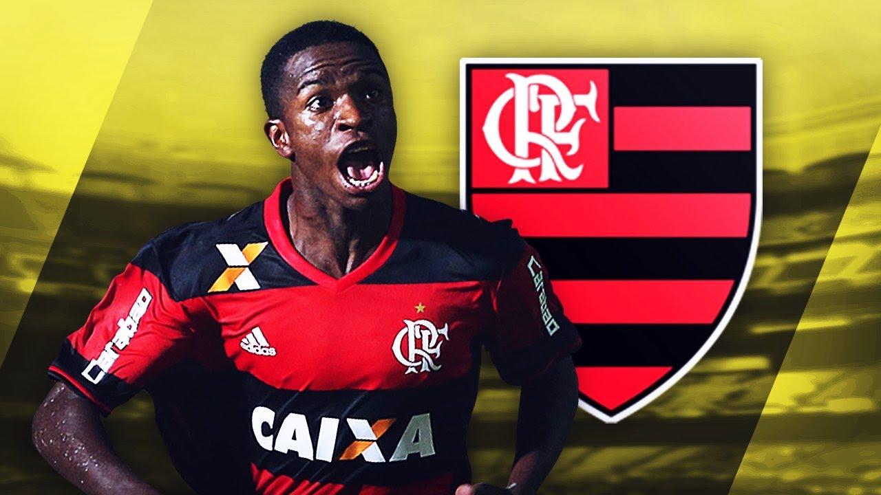 Real chi 45 triệu Euro chiêu mộ thành công cầu thủ 16 tuổi Vinícius Junior