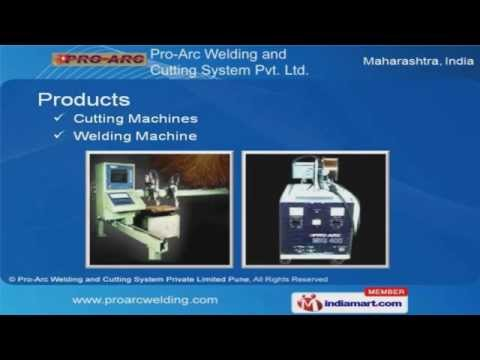 Procut Cnc Oxy Fuel Cutting Machine By Proarc Welding And Cutting System Private Limited, Pune