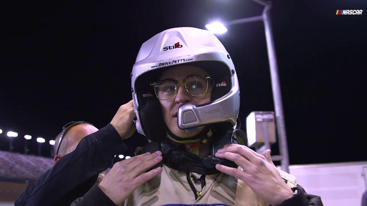 NASCAR Goes West: K&N Ride Along