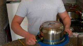 Видео. Алексей Хван. Как приготовить рис для суши
