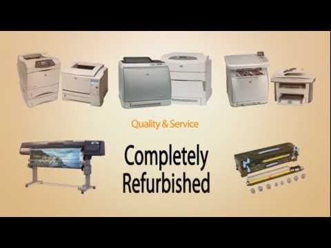 Refurbished Laser Printers GTPRINTERS.COM