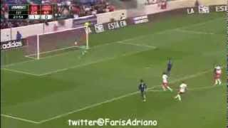 GOAL - Thierry Henry - New York Red Bulls VS Chicago Fire ( 5 - 2 )