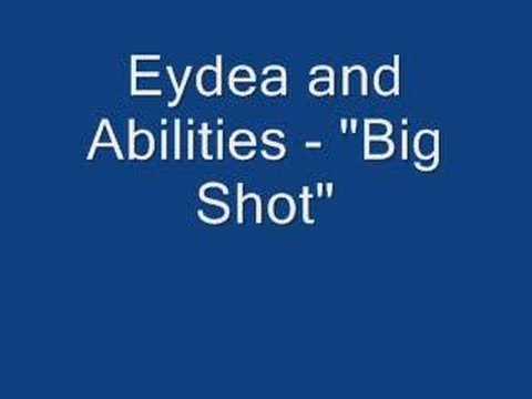 Eyedea and Abilities - Big Shots