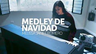 Смотреть клип Melissa Romero - Medley De Navidad