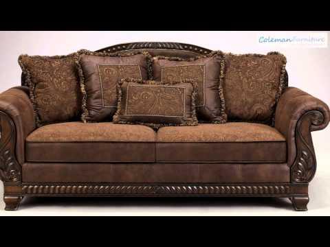 Bradington Truffle Living Room