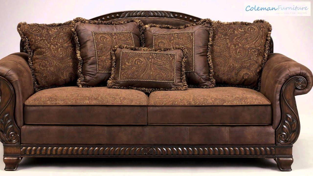 Bradington Truffle Living Room Set Reviews
