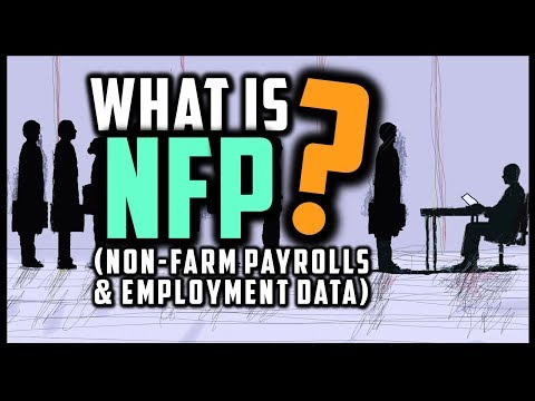 WHAT IS NFP (NON-FARM PAYROLLS)? (Employment Data) [Macroeconomics / Economic Data Releases]