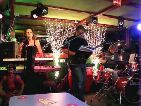 The Nemesis - Sweet Child O' Mine (Guns N' Roses cover) / Sax Bar Tenerife