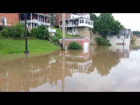Galena Illinois Flood July 22, 2017