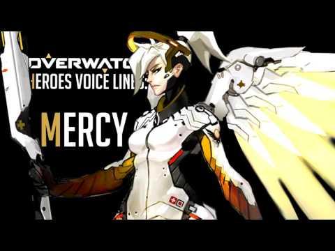 Overwatch - Mercy All Voice Lines