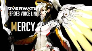 Overwatch - Mercy All Voice Lines