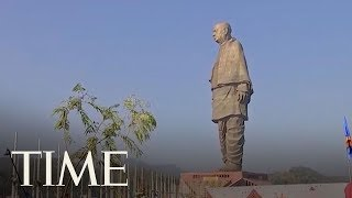 India Unveils The World's Tallest Statue | TIME
