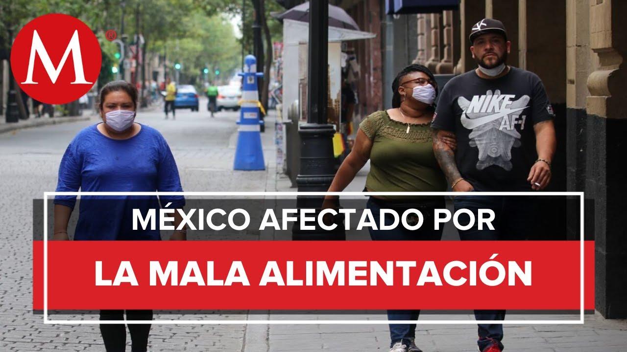 Epidemia de obesidad y diabetes agrava casos de coronavirus: López-Gatell